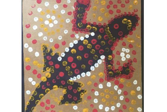 Aboriginal Dot Art Artdocent Articles Issaquah Schools Foundation