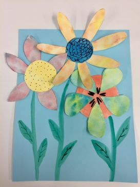 Color Wheel Spring Flowers Artdocent Articles Issaquah