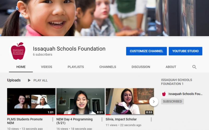 Foundation YouTube Channel Article Image
