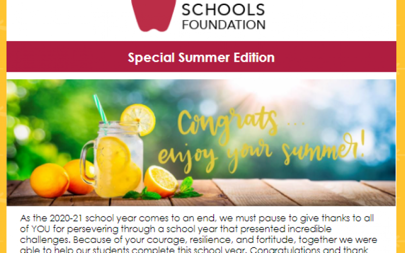 Last Day of School Email Article Image