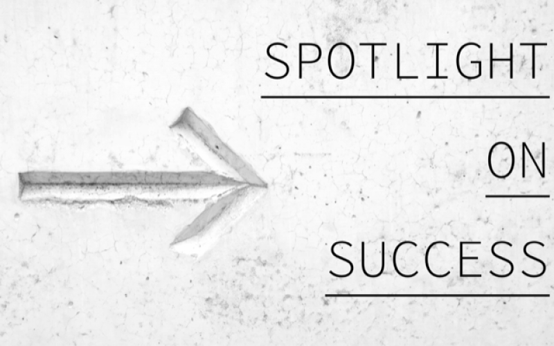 Spotlight on Success: August 2019 Article Image