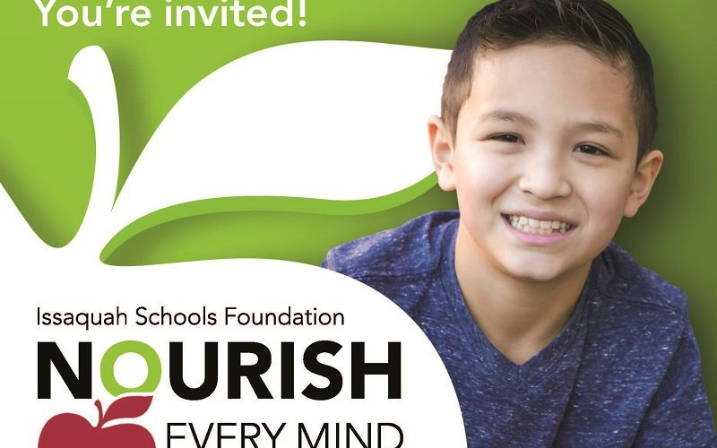 Issaquah Schools Foundation Welcomes Community at  Nourish Every Mind Fundraisers Article Image